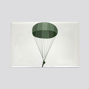 Airborne Paratrooper Magnets