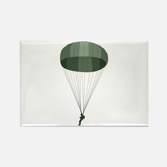 Airborne Paratrooper Magnets