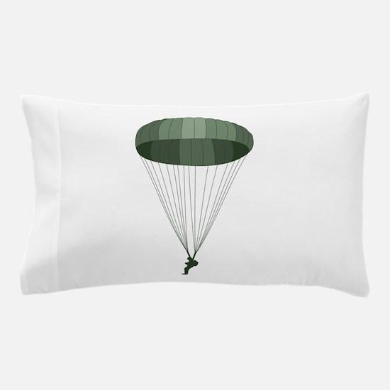 Airborne Paratrooper Pillow Case