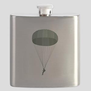 Airborne Paratrooper Flask