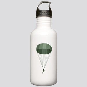 Airborne Paratrooper Water Bottle