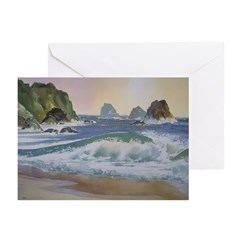 North Coast Surf Note Cards (Pk of 10)