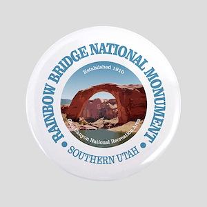 "Rainbow Bridge NM 3.5"" Button"