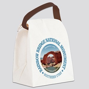 Rainbow Bridge NM Canvas Lunch Bag