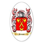 Fernan Sticker (Oval 50 pk)