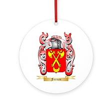 Fernan Ornament (Round)