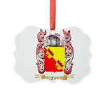 Fern Picture Ornament