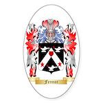 Fermor Sticker (Oval)