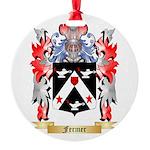Fermer Round Ornament