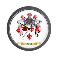 Feriot Wall Clock