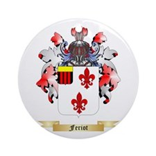 Feriot Ornament (Round)