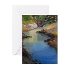 Bea's Favorite Place Note Cards (Pk of 10)