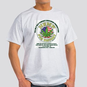Hemp for Victory Light T-Shirt