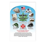 Hemp for Victory Postcards (Package of 8)