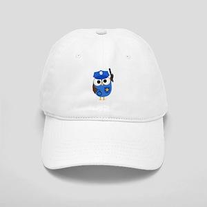 Owl Police Officer Cap