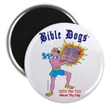 BIBLE DOGS Magnet