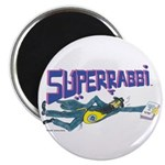 SUPERRABBI Magnet