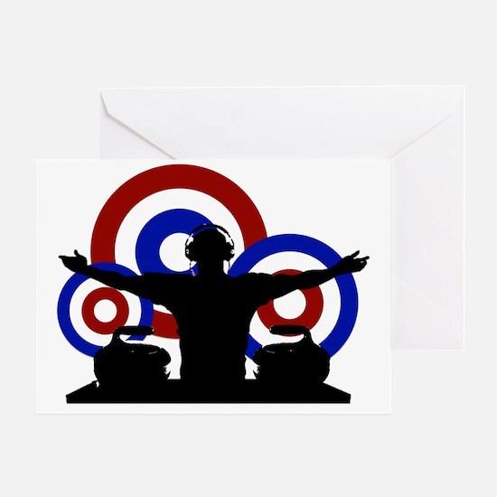 Sweepish House Mafia Greeting Card