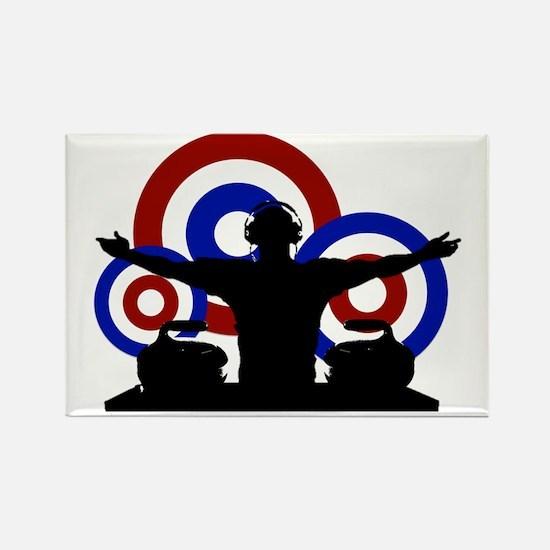 Sweepish House Mafia Rectangle Magnet