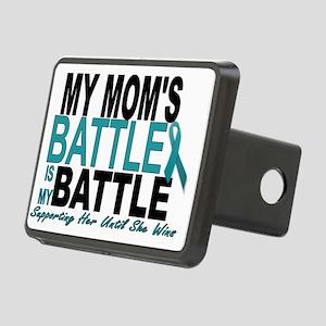 Moms Battle Rectangular Hitch Cover
