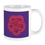 Celtic Knot - Pretty Petunia Mug