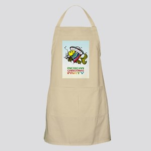 Mexican Merry Christmas from a Mexican Fish Apron