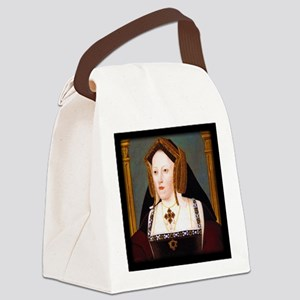 Catherine of Aragon Canvas Lunch Bag