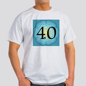 40th Birthday Party For Her Light T-Shirt