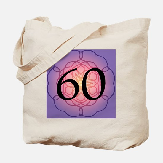 60th Birthday Party For Her Tote Bag