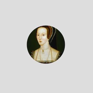 Anne Boelyn Mini Button