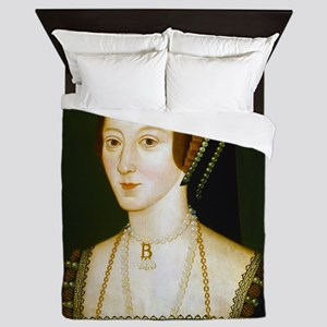 Anne Boelyn Queen Duvet