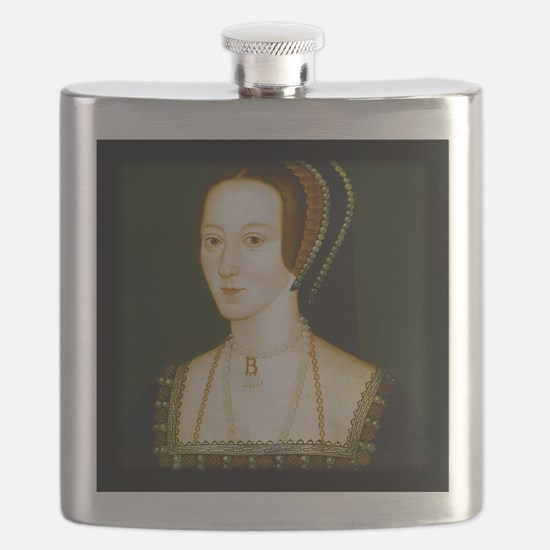 Anne Boelyn Flask