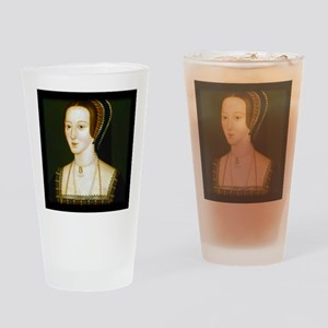 Anne Boelyn Drinking Glass