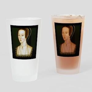 Anne Boelyn Drinking Glass