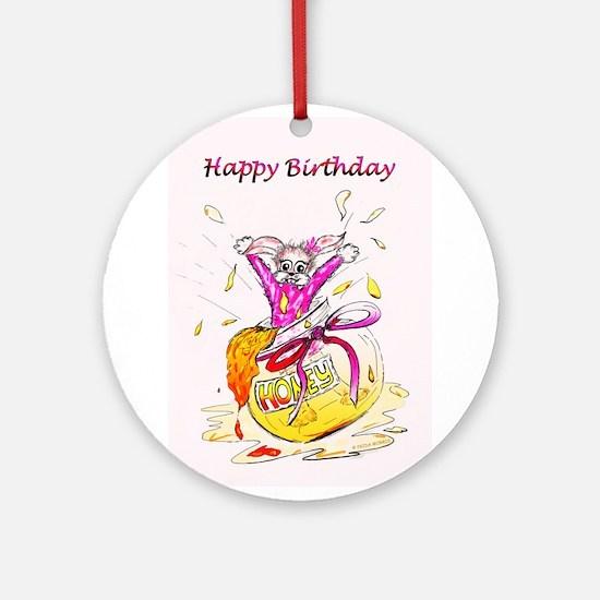 Honey Bunny Happy Birthday frida_morris FabSpark O