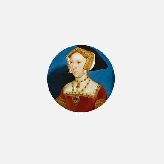 Jane Seymour Mini Button