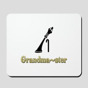 Grandma-ster Mousepad