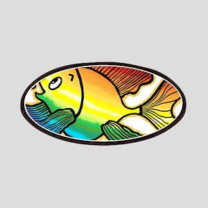 Rainbow Fish Patches
