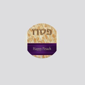 Matzah Card, fabspark Mini Button