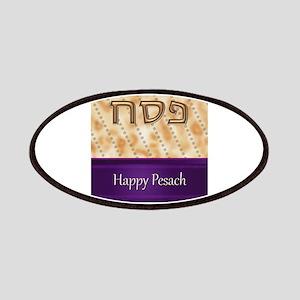 Matzah Card, fabspark Patches