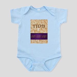 Happy Pessah Infant Bodysuit