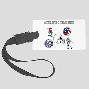 Multi-Sport ATC Luggage Tag