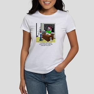 Theory of Relativity  The Tax Code Women's T-Shirt