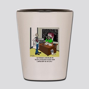 Theory of Relativity  The Tax Code Shot Glass