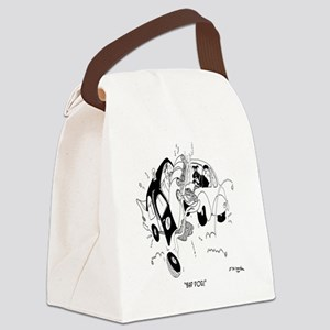 Bad Dog! Canvas Lunch Bag