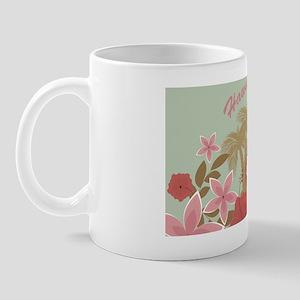 Vintage Hawaiian Mug