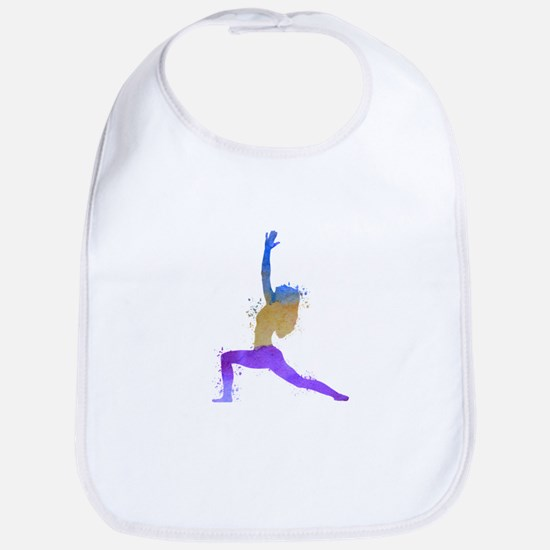Yoga Baby Bib