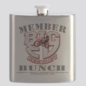 Member Big Ed Bunch Flask