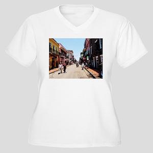 New Orleans Bourbon Plus Size T-Shirt