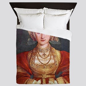 Anne of Cleves Queen Duvet